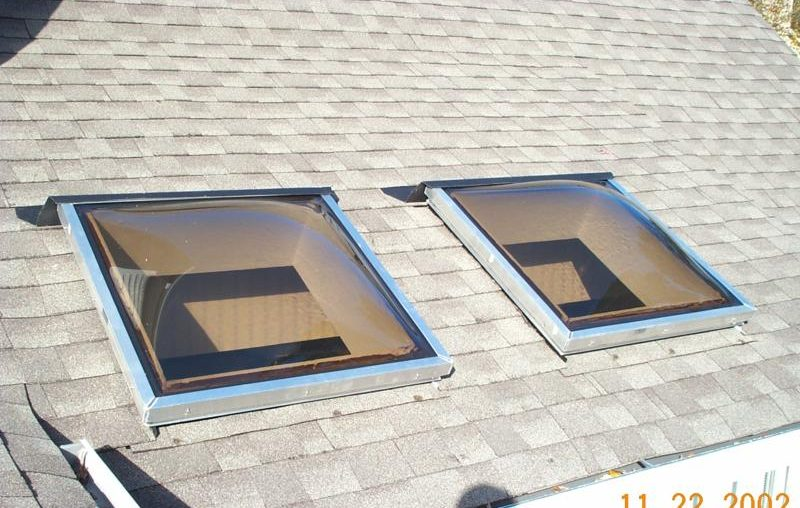 Why Some Skylights Leak & Others Don't