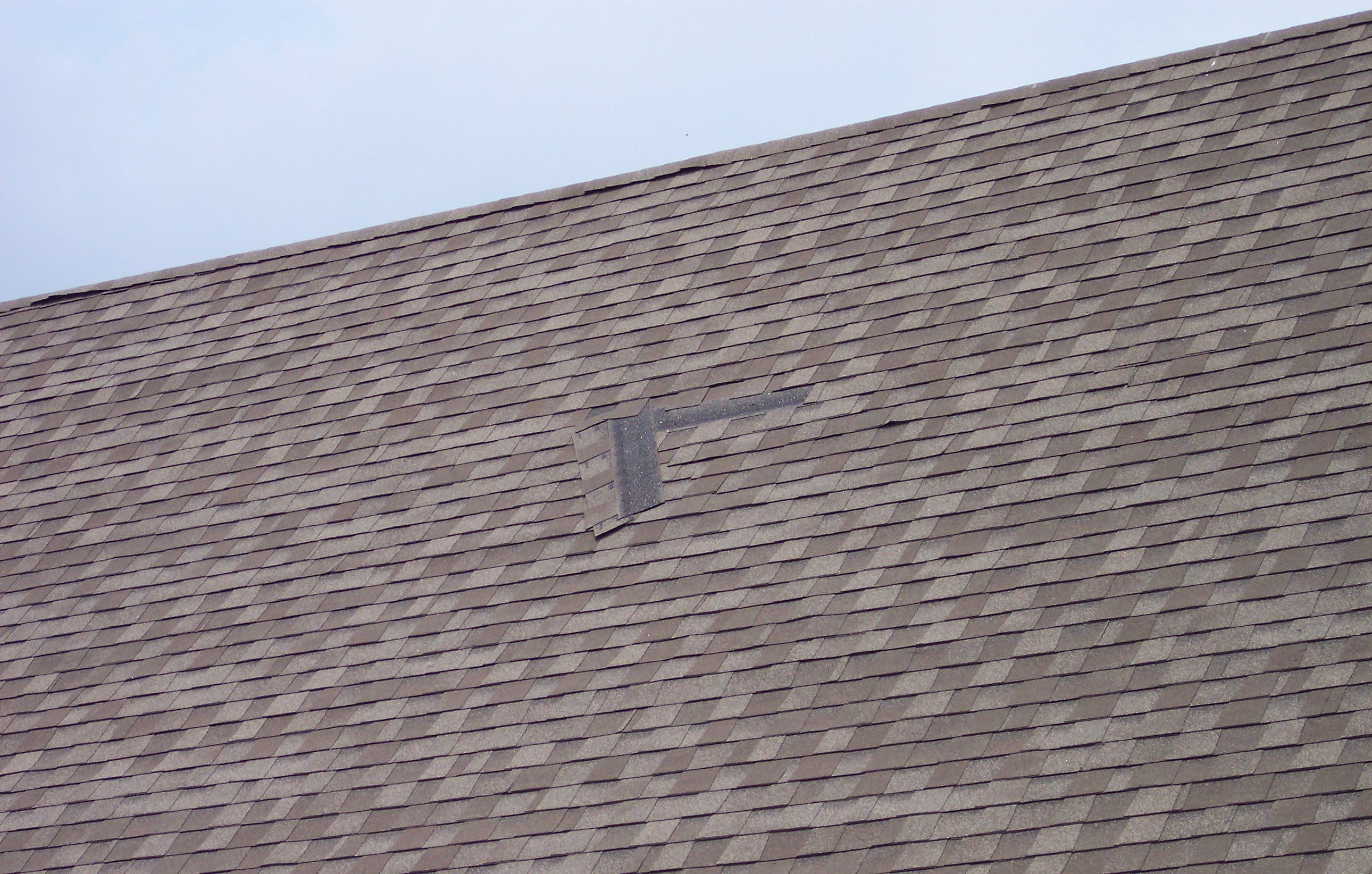 air-gunned shingles falling out (1)