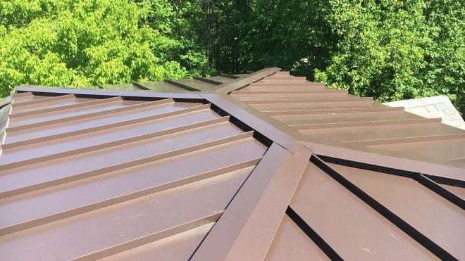 Metal Roofs & Heat: The Real Scoop
