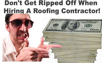 Avoid Bad Roofers & Scammers With These Tips